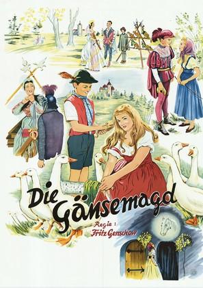 Gänsemagd, Die - German Movie Poster (thumbnail)