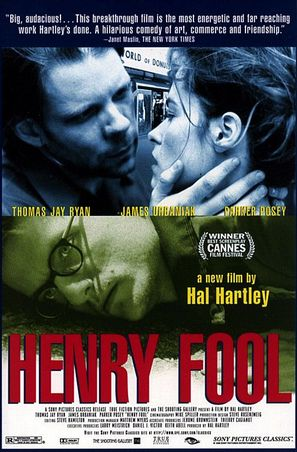 Henry Fool - Movie Poster (thumbnail)