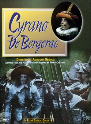 Cirano di Bergerac - DVD cover (thumbnail)