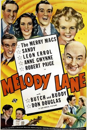 Melody Lane - Movie Poster (thumbnail)