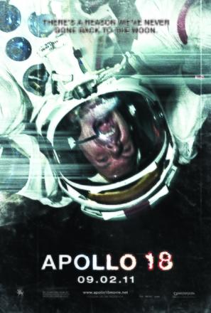 Apollo 18 - Movie Poster (thumbnail)