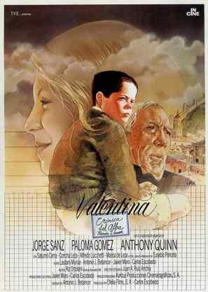 Valentina - Spanish Movie Poster (thumbnail)