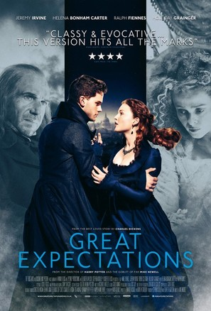 Great Expectations - British Movie Poster (thumbnail)