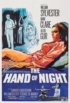 The Hand of Night - British Movie Poster (thumbnail)