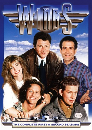 """""""Wings"""" - DVD movie cover (thumbnail)"""