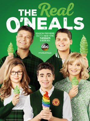 """The Real O'Neals"" - Movie Poster (thumbnail)"