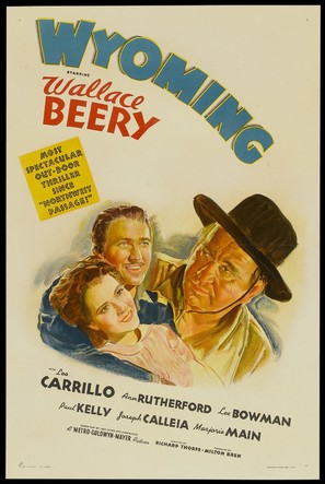 Wyoming - Movie Poster (thumbnail)