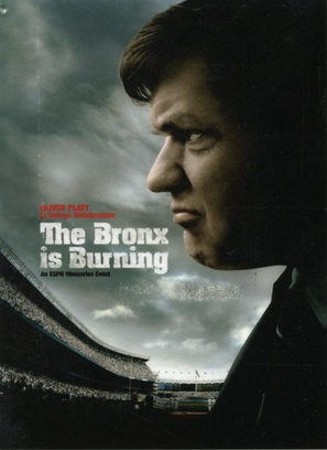 """""""The Bronx Is Burning"""" - Movie Poster (thumbnail)"""