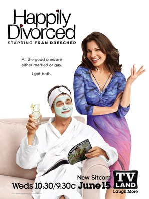 """Happily Divorced"" - Movie Poster (thumbnail)"