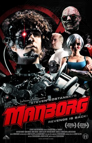 Manborg - Canadian Movie Poster (thumbnail)
