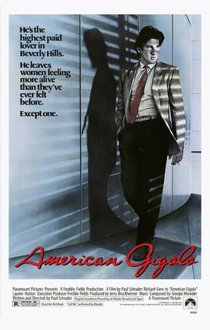 American Gigolo - Movie Poster (thumbnail)