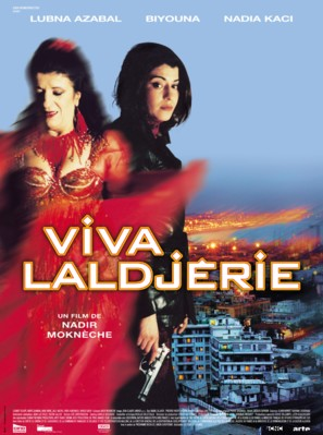 Viva Laldjérie - French Movie Poster (thumbnail)