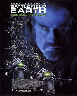 Battlefield Earth: A Saga of the Year 3000 - Movie Poster (thumbnail)