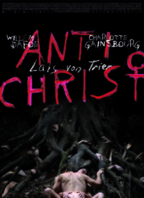Antichrist - Danish Movie Poster (thumbnail)