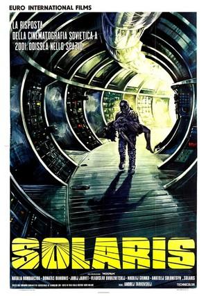 Solyaris - Italian Movie Poster (thumbnail)