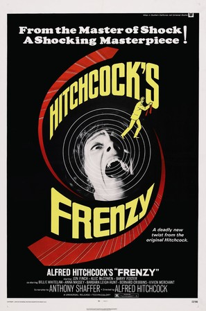 Frenzy - Theatrical poster (thumbnail)