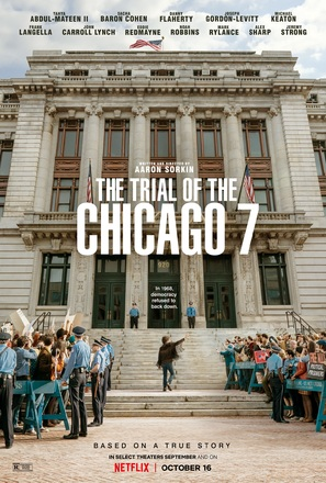 The Trial of the Chicago 7 - Movie Poster (thumbnail)