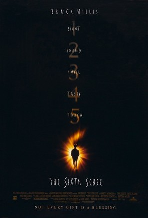The Sixth Sense - Movie Poster (thumbnail)