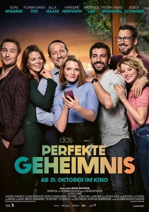 Das perfekte Geheimnis - German Movie Poster (thumbnail)