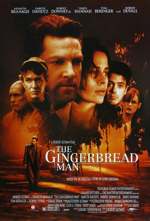 The Gingerbread Man - Movie Poster (thumbnail)