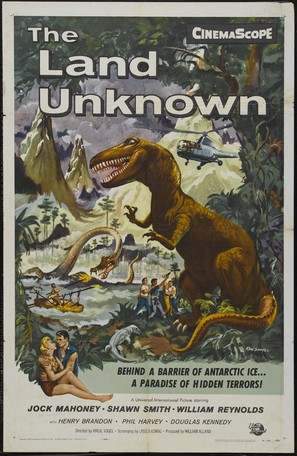 The Land Unknown - Movie Poster (thumbnail)