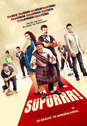 Süpürrr! - Turkish Movie Poster (thumbnail)