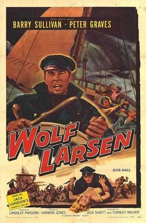 Wolf Larsen - Movie Poster (thumbnail)