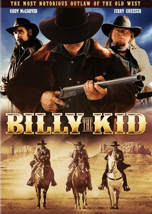 Billy the Kid - DVD cover (thumbnail)