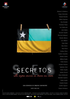 Secretos - Chilean Movie Cover (thumbnail)