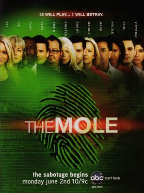 """The Mole"" - Movie Poster (thumbnail)"
