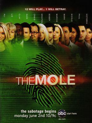 """The Mole"" - Movie Poster (thumbnail)"