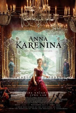 Anna Karenina - Movie Poster (thumbnail)