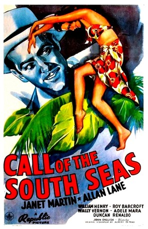 Call of the South Seas - Movie Poster (thumbnail)