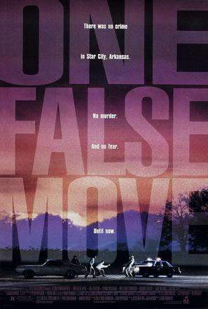 One False Move - Movie Poster (thumbnail)