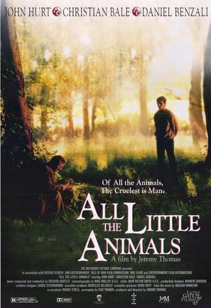 All the Little Animals - poster (thumbnail)