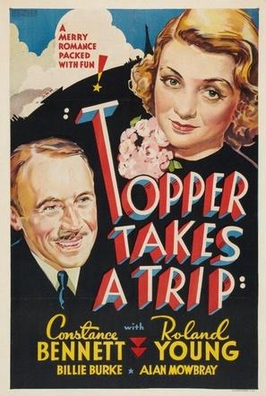 Topper Takes a Trip - Movie Poster (thumbnail)