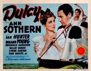 Dulcy - Movie Poster (thumbnail)