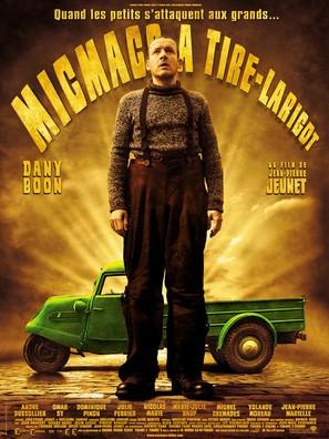 Micmacs à tire-larigot - French Movie Poster (thumbnail)