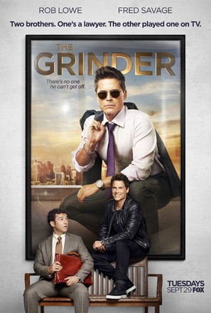 """""""The Grinder"""" - Movie Poster (thumbnail)"""