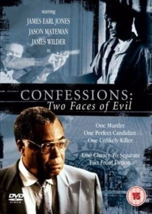 Confessions: Two Faces of Evil - British DVD movie cover (thumbnail)