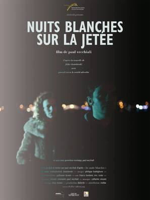 Nuits blanches sur la jetée - French Movie Poster (thumbnail)