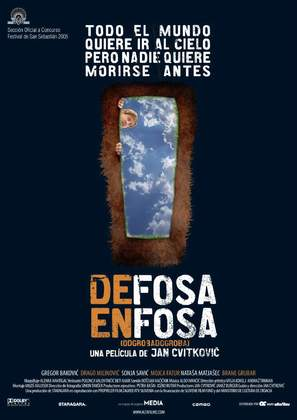 Odgrobadogroba - Spanish Movie Poster (thumbnail)