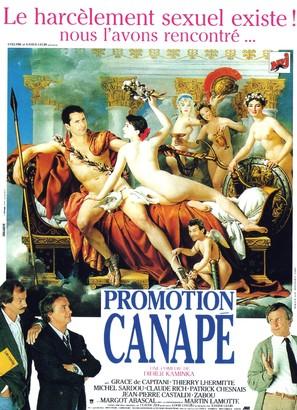 Promotion canapè