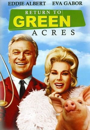 Return to Green Acres - Movie Cover (thumbnail)