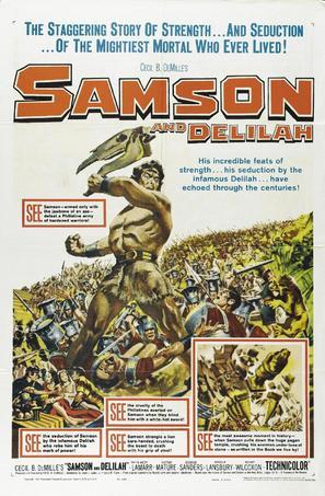 Samson and Delilah - Movie Poster (thumbnail)