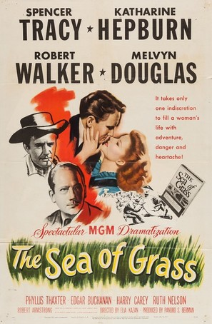 The Sea of Grass - Movie Poster (thumbnail)