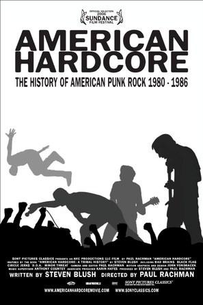 American Hardcore - poster (thumbnail)