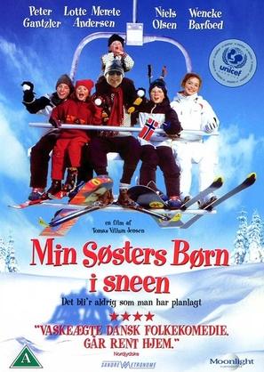 Min søsters børn i sneen - Danish poster (thumbnail)