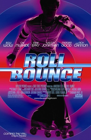 Roll Bounce - poster (thumbnail)