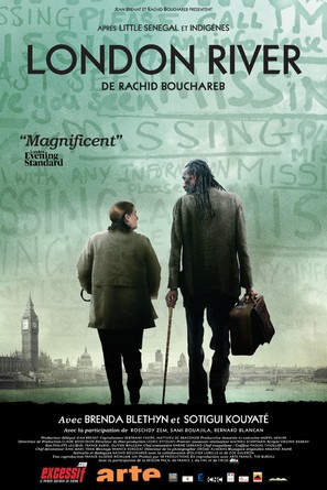 London River - French Movie Poster (thumbnail)